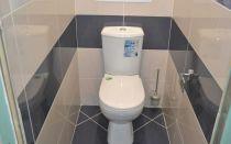 Особенности укладки плитки своими руками в туалете