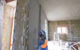 Правильная установка маяков своими руками для идеальной штукатурки любых видов стен
