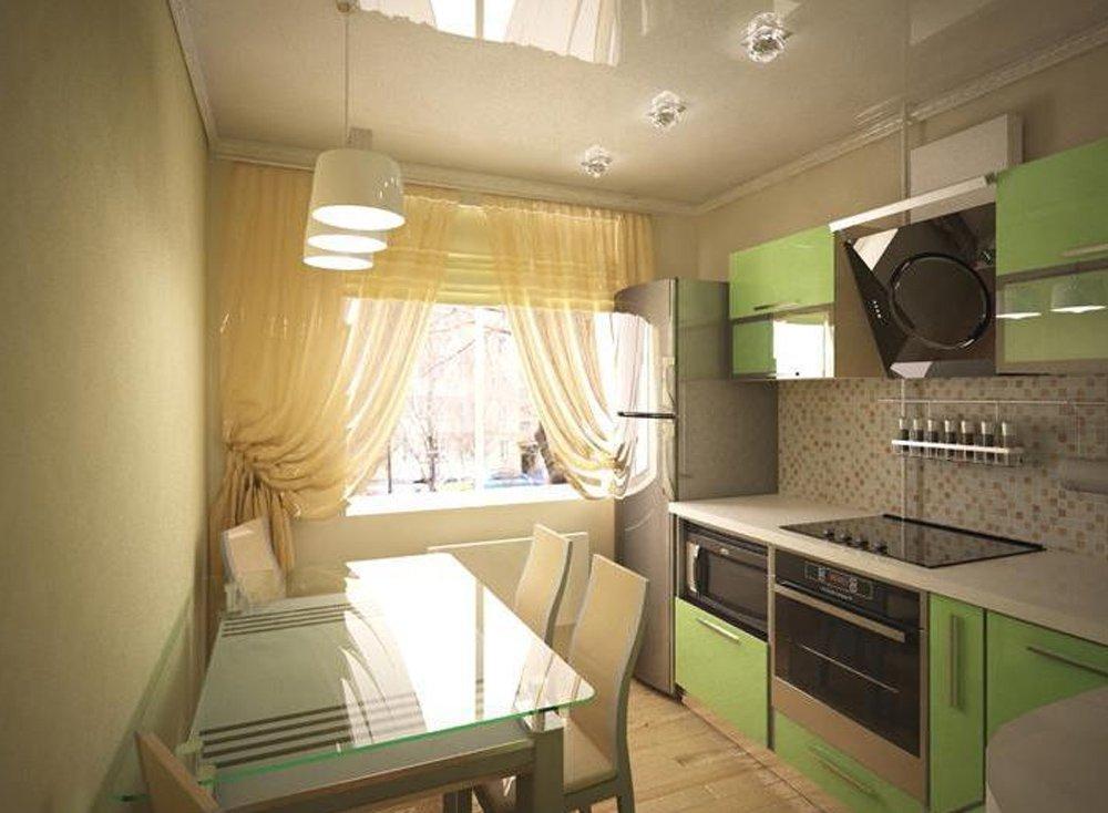 Ремонт кухни дизайн 9
