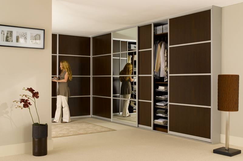Modern sliding wardrobe world