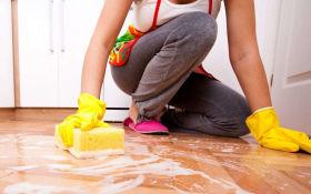 Как и чем легко вымыть пол в помещении после ремонта