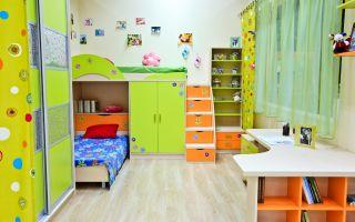 Что нужно знать для правильного ремонта детской комнаты