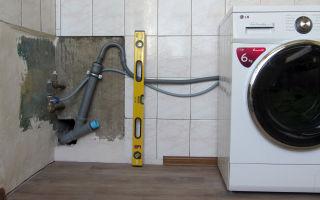 Что нужно знать, чтобы самому подключить стиральную машину