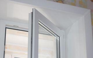 Откосы для пластиковых окон — выбор материалов для внутренней и наружной отделки