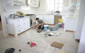 Самостоятельно делаем ремонт на кухне