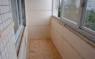 Как утеплить лоджию и балкон своими руками