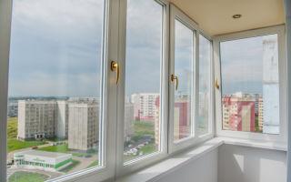 Правильное остекление балкона пластиковыми окнами