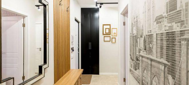 Подходящий дизайн для узкого коридора