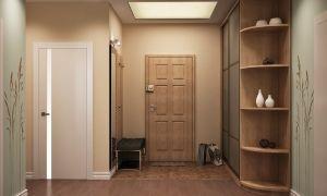 Как отремонтировать прихожую в маленькой квартире своими руками