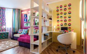 Практические советы по зонированию детской комнаты