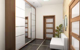Особенности отделки прихожей как околовходного помещения