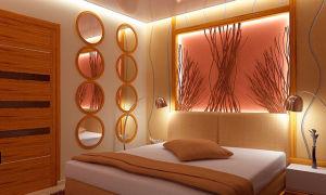 Важнейшие моменты при выборе светильников для спальни