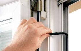 Как выбрать и заменить уплотнитель в пластиковых окнах