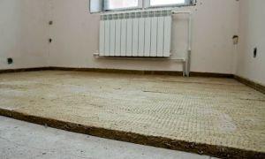 Как сделать шумоизоляцию пола в любой квартире