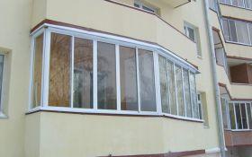 Использование алюминиевого профиля в остеклении балконов и лоджий