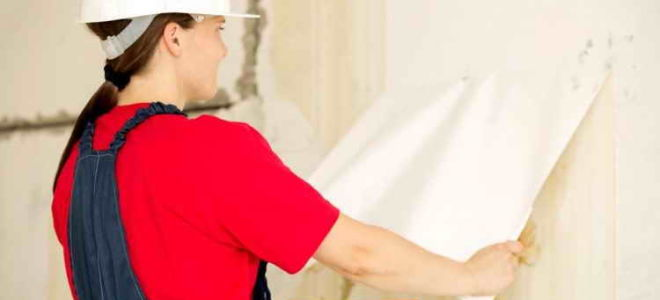Ремонт своими руками, или как быстро снять старые обои со стены