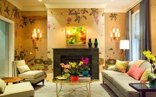 Рекомендации по подбору цвета для оформления гостиной