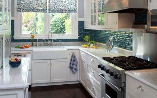 Идеи от профессионалов для создания дизайна маленькой кухни
