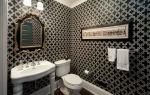 Виды обоев для туалета и их особенности