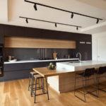 Минимализм в интерьере современной кухни