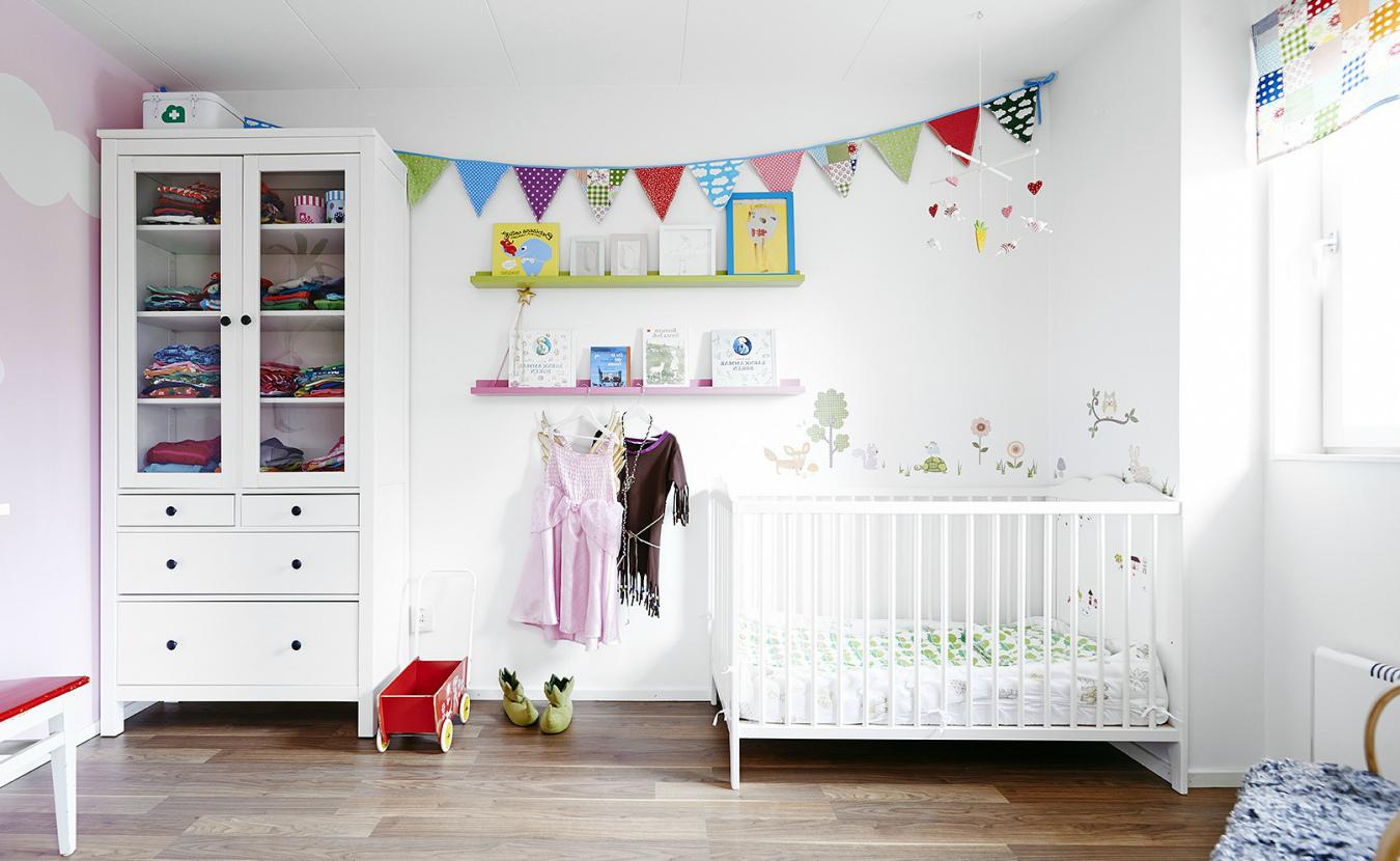 Дизайн детской для малыша