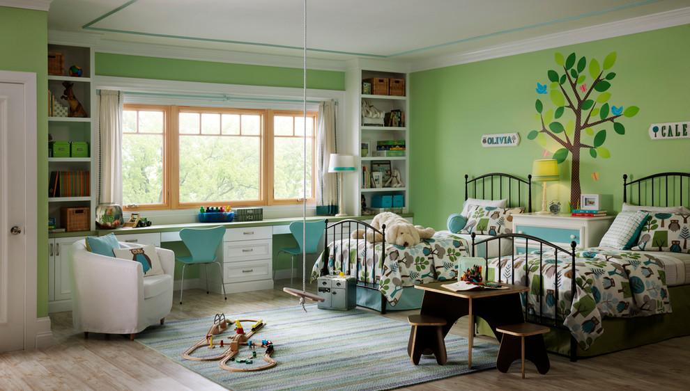 Мебелировка детской комнаты