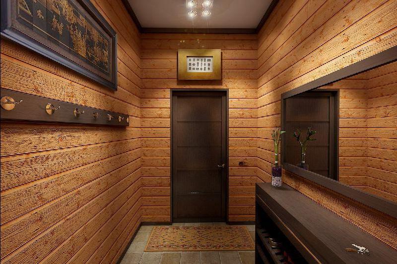 Ремонт в узком коридоре