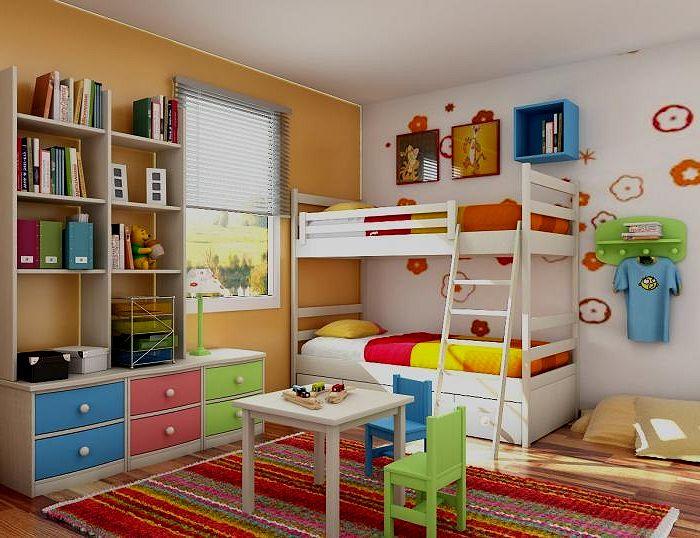 Комната для мальчика 5 лет