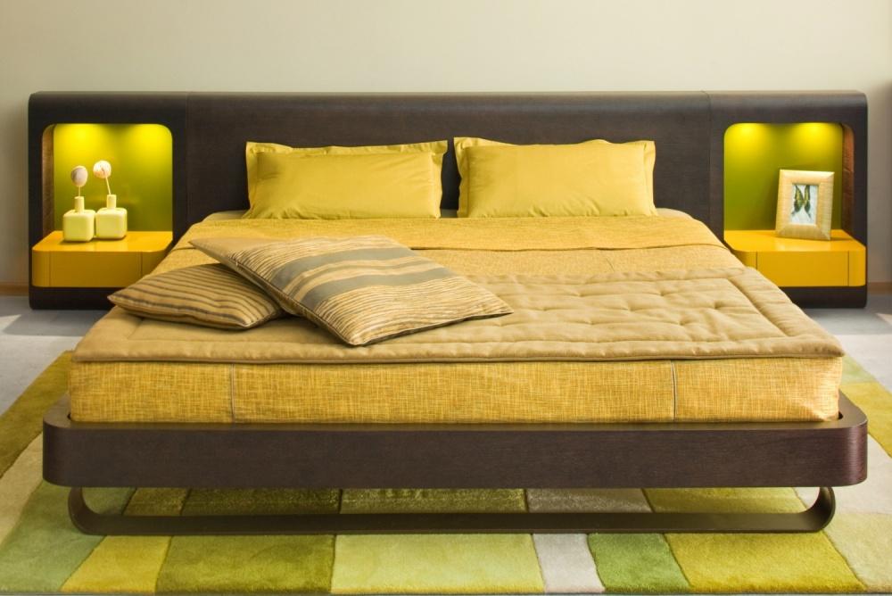 Кровать без острых углов