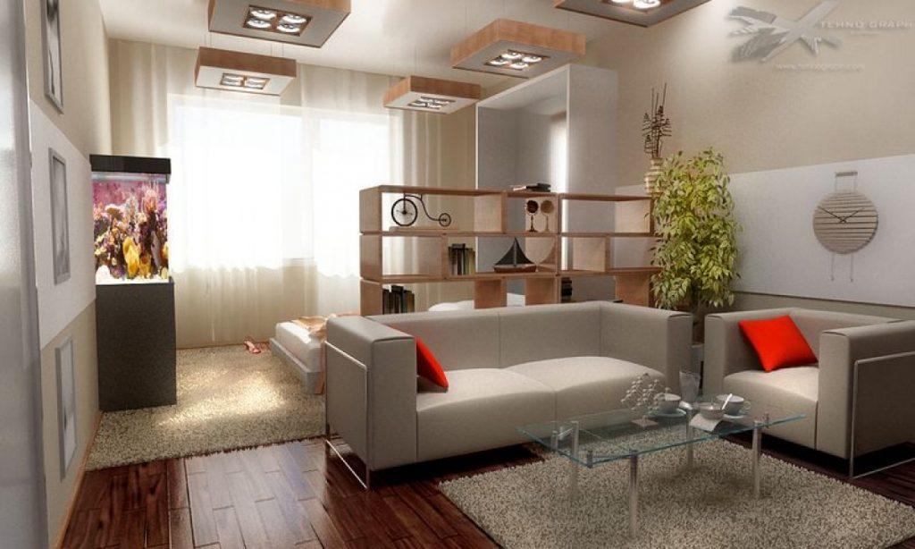 Рекомендации при зонировании спальни