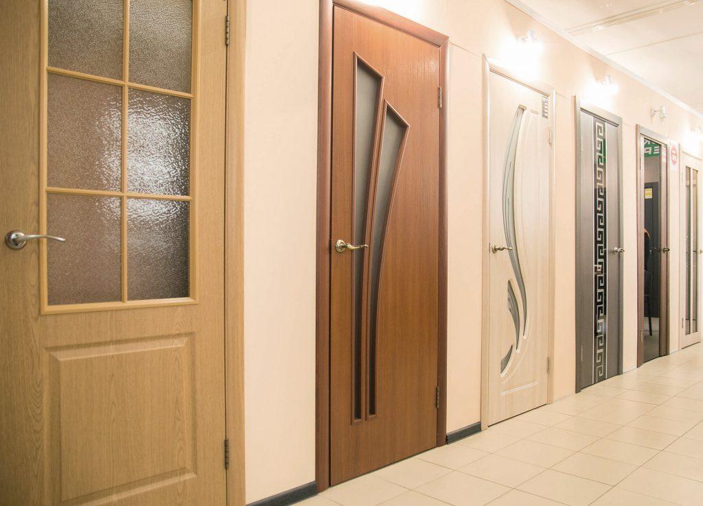 Межкомнатные МДФ двери