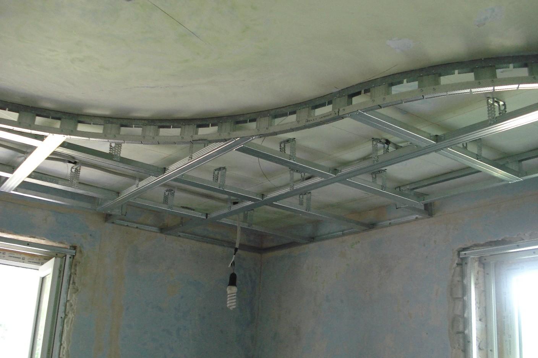 Каркас подвесного потолка