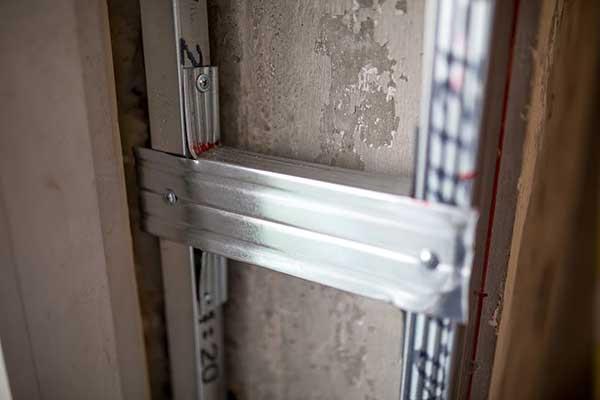 Каркас дверного откоса