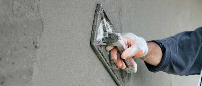 Штукатурка стен