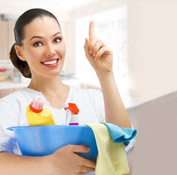 Правила мытья тканевых потолков