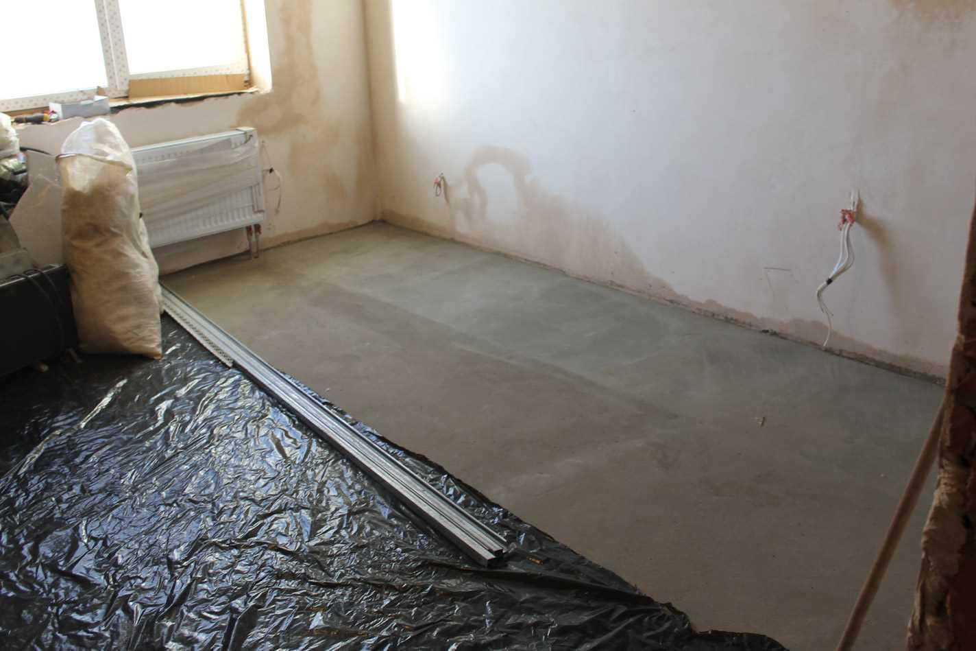 Нужно ли делать гидроизоляцию в квартире
