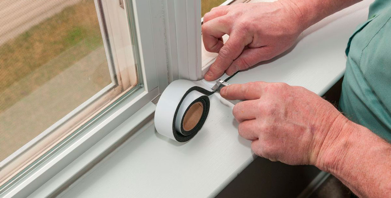 Как лучше утеплить пластиковые окна