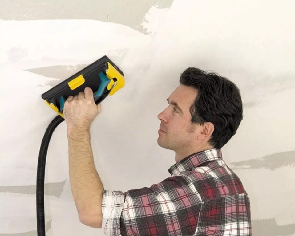 Этапы подготовки потолка