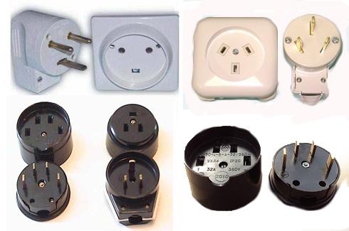 Розетки для электроплит