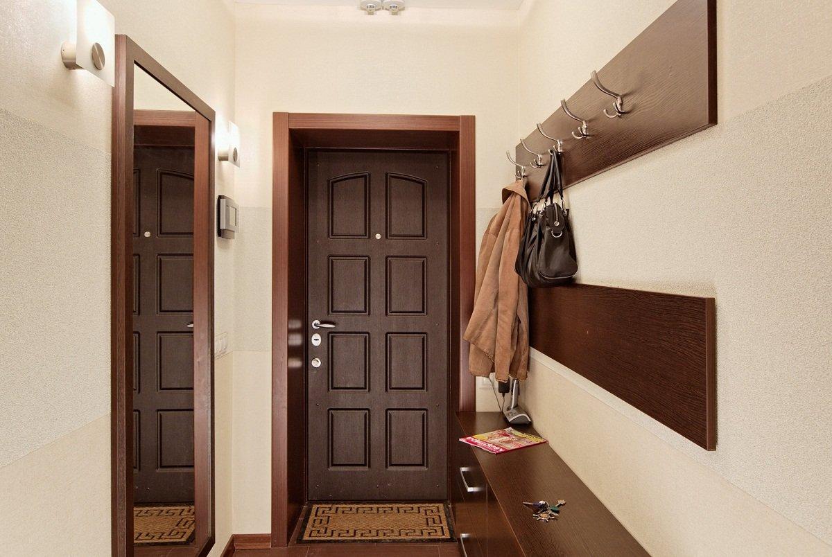 Дизайн небольшого коридора