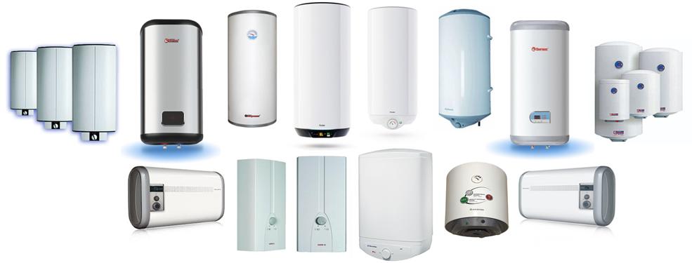 Выбор водонагревателей
