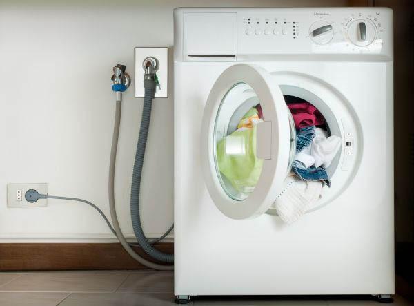 Безопасное подключение стиральной машины