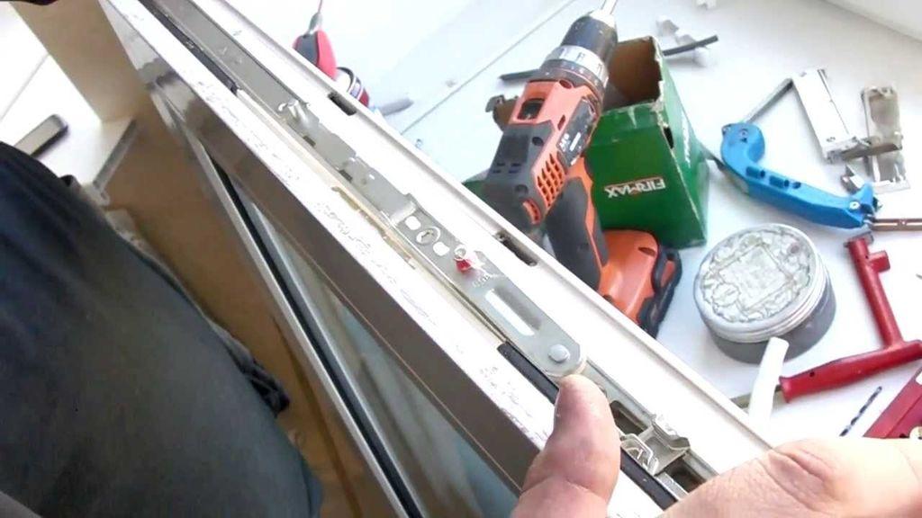 Инструменты для замены уплотнителя окна