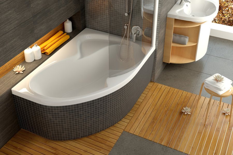 Акриловая ванна Revak