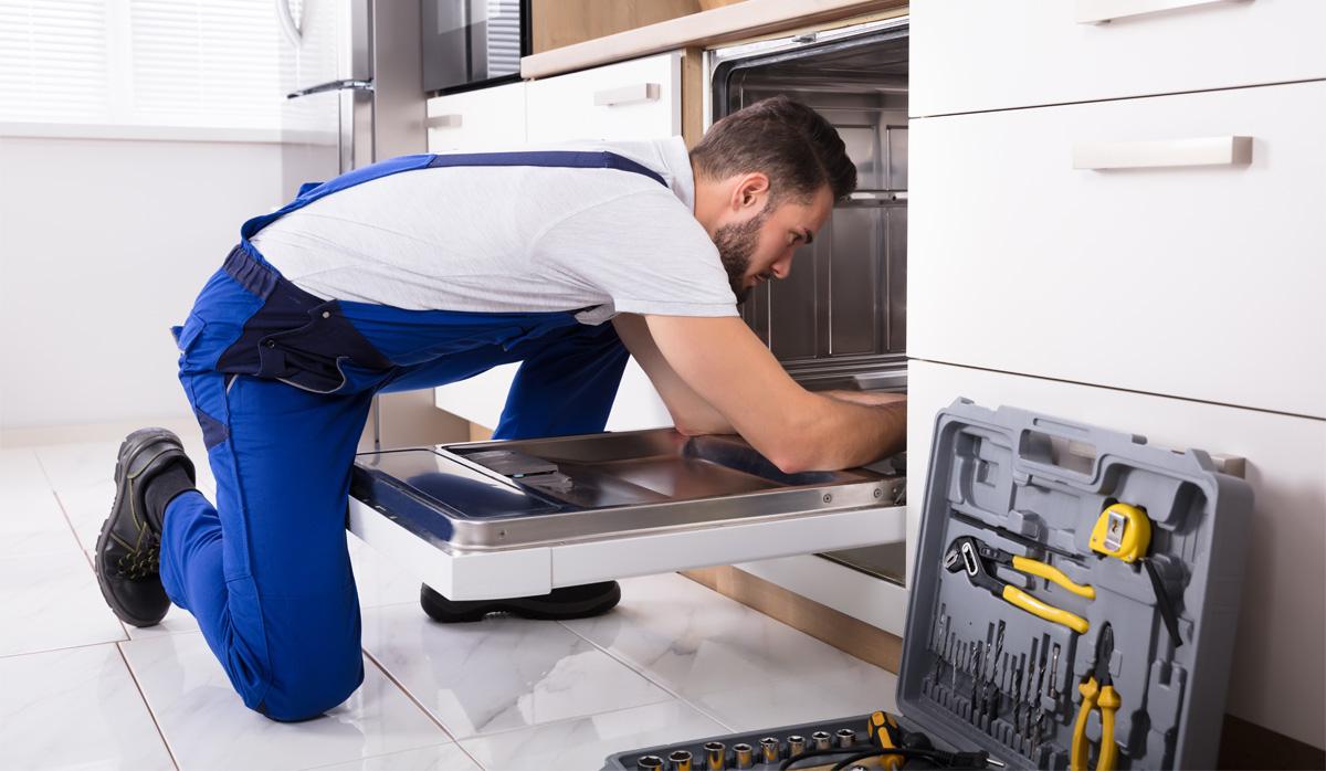 Как правильно подключить посудомойку