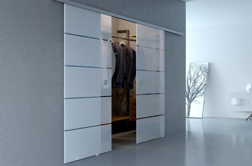 Навесные двери для гардеробной