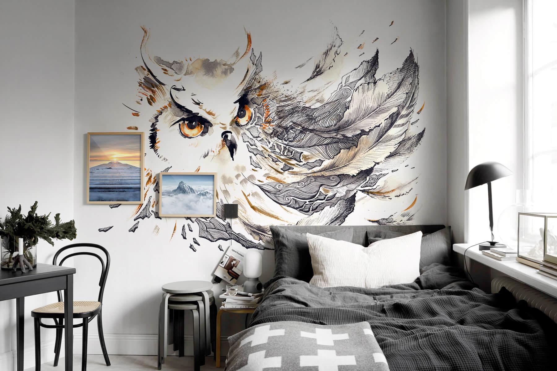 Рисование картин в квартире