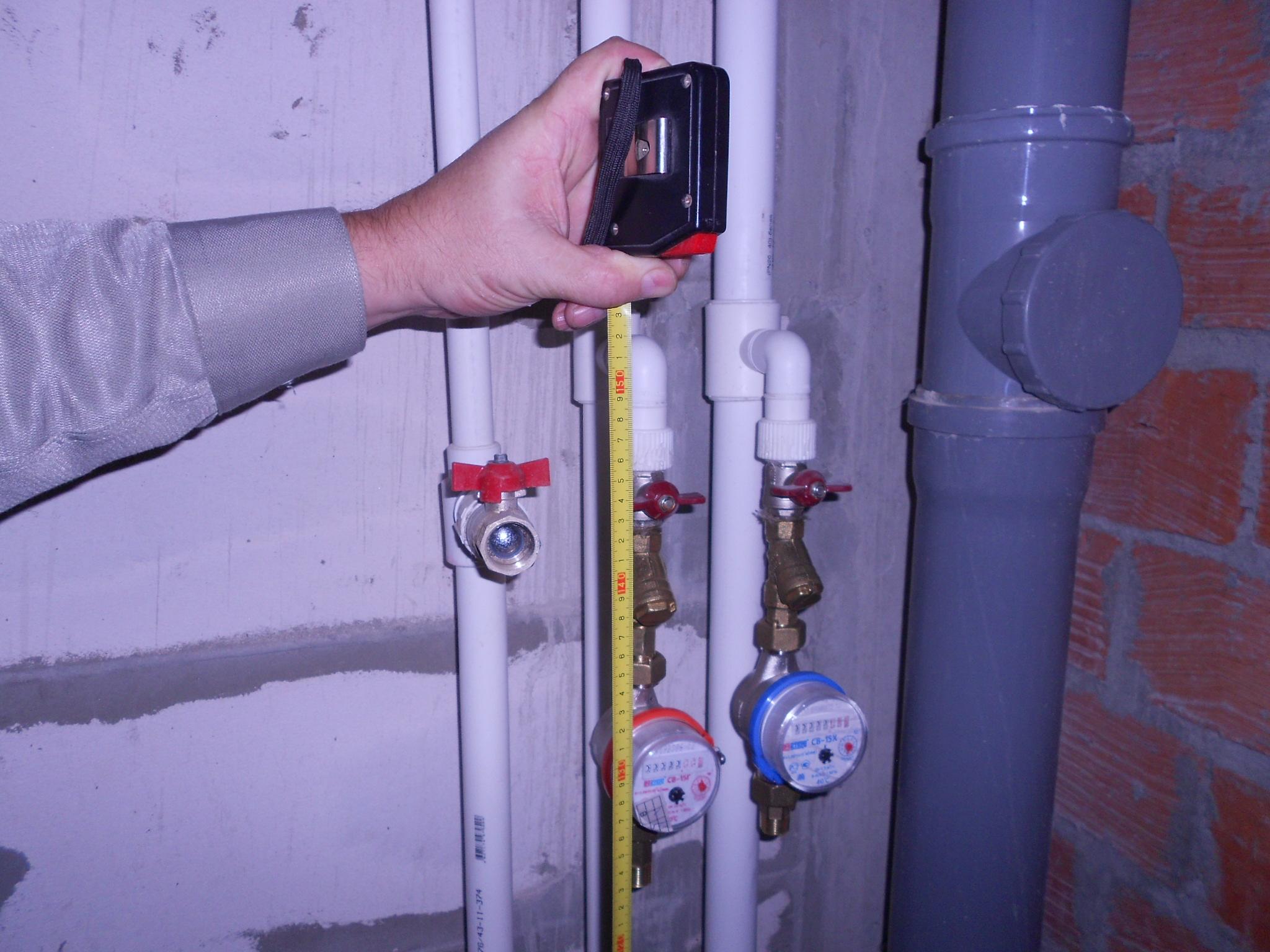 Правила монтажа водопроводных труб